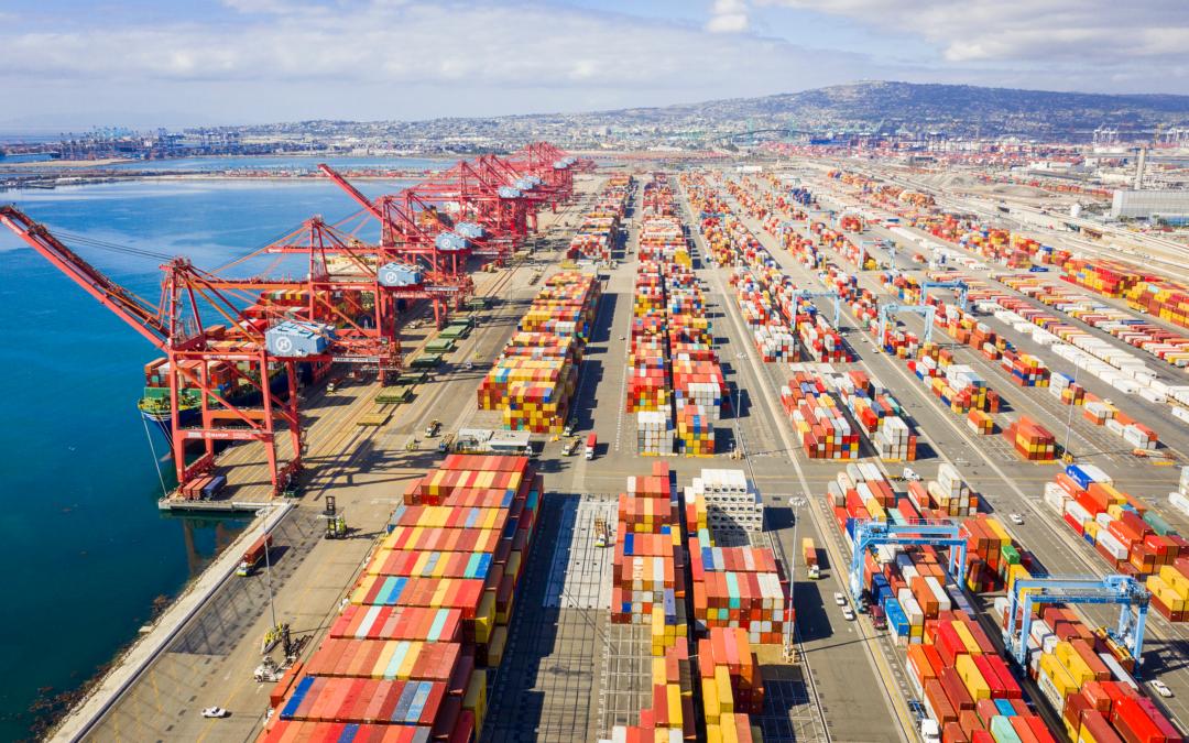 SRF leads $877M Port of Long Beach Rail Expansion
