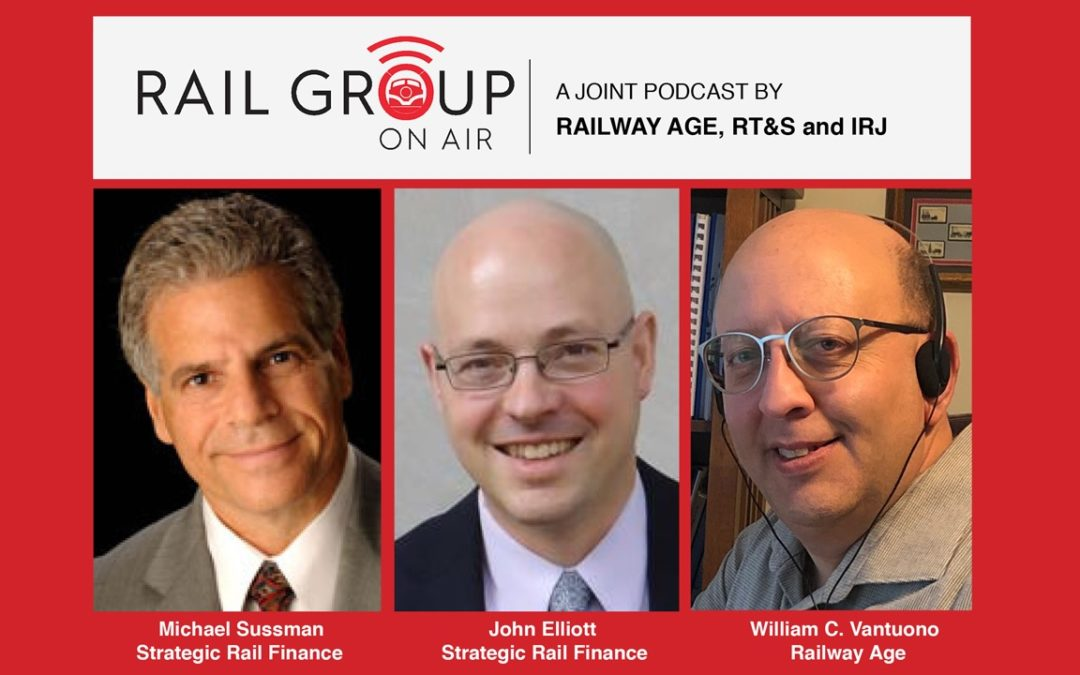 Podcast:   How Railroads can Leverage P3's to Grow Business
