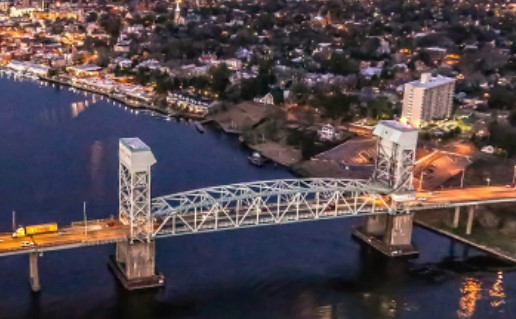 Wilmington, NC selects SRF for Rail Realignment Project