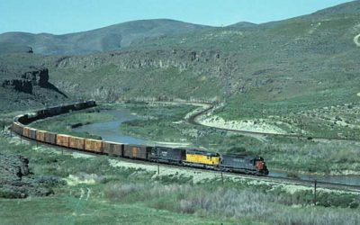 Nevada DOT Awards SRF State Rail Plan