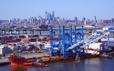 PhilaPort Taps SRF for Growth Study